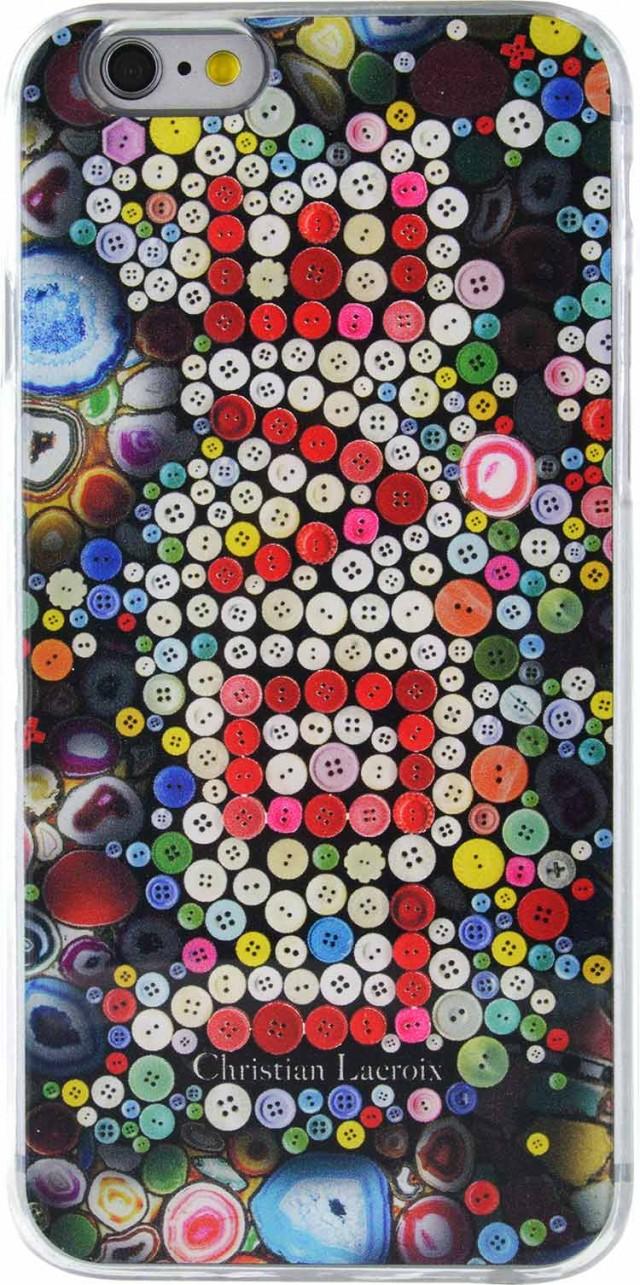 Coque Christian Lacroix multicolor «Love» - Packshot