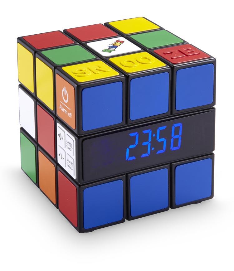 Radio réveil Rubik's® - Packshot