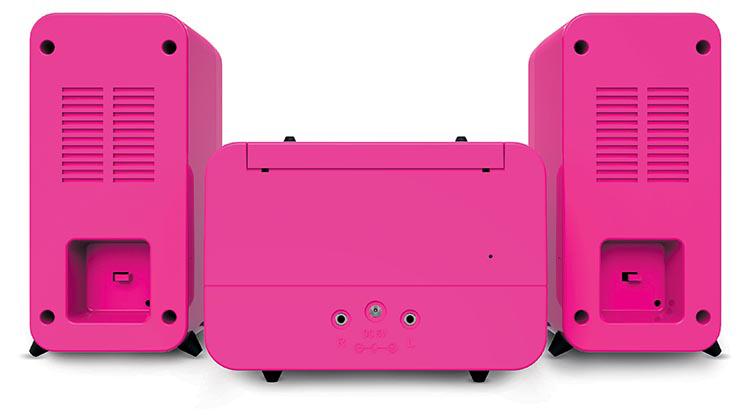 Micro system MP3/USB - Visuel