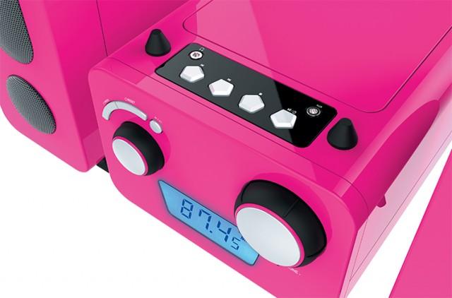Micro system MP3/USB – Visuel #1