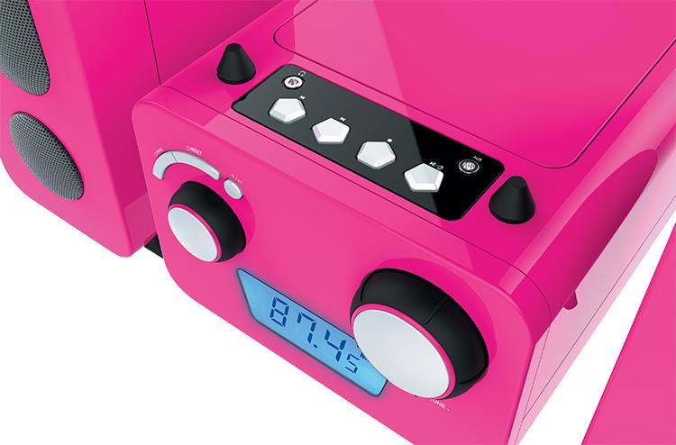 Micro system MP3/USB - Visuel #1