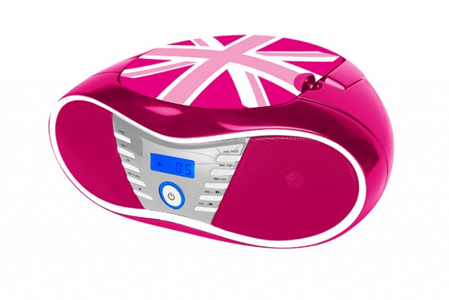 Radio CD CD58 Gret Britain Girly - Packshot