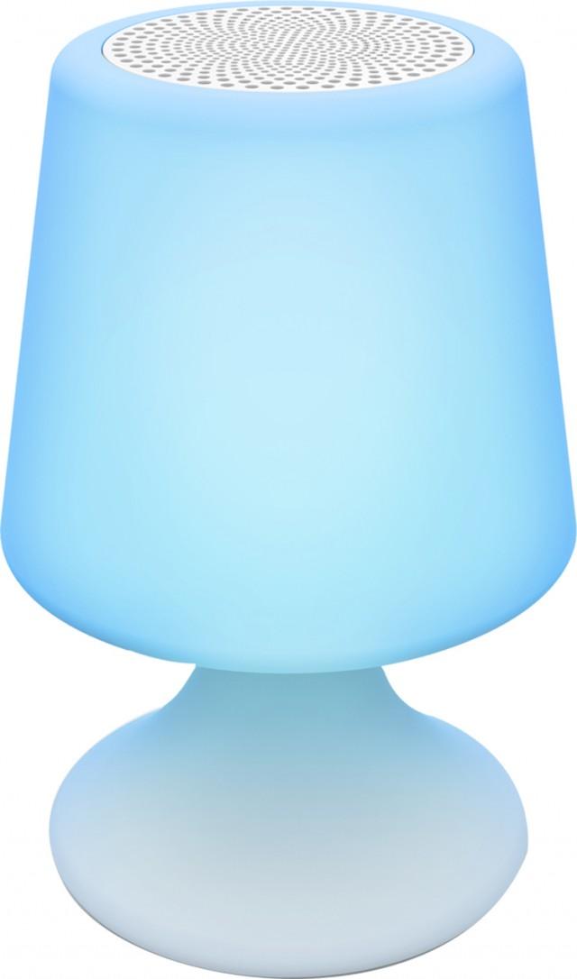 Lampe-enceinte lumineuse sans fil ColorLight - Packshot