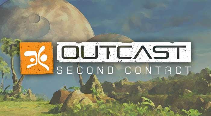 """Résultat de recherche d'images pour """"Outcast - Second Contact"""""""