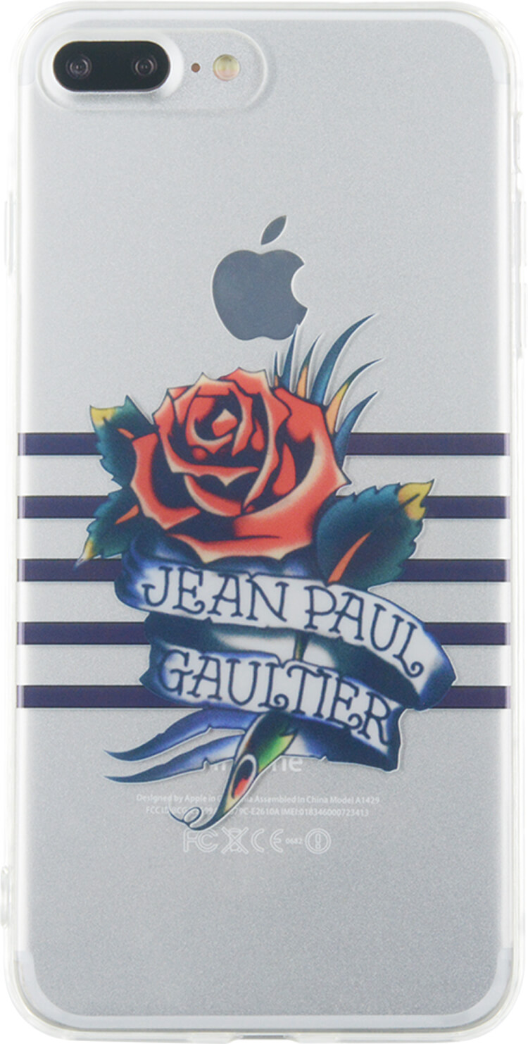 Coque de protection impression tatoo Jean Paul Gauthier - Packshot