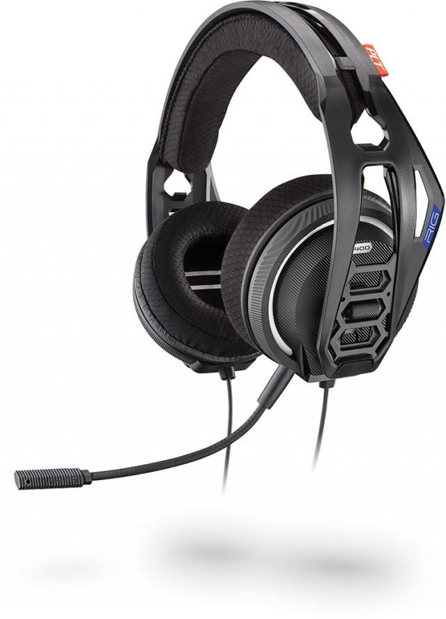 Casque PLANTRONICS officiel Sony RIG400HS - Packshot