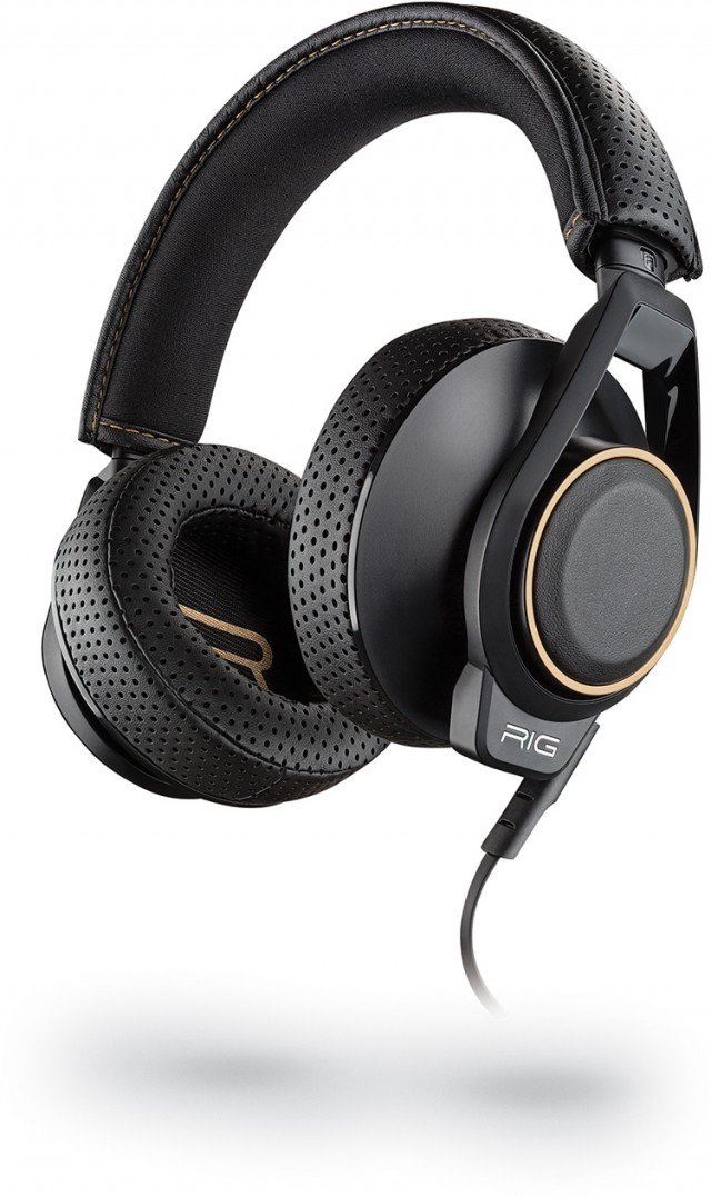 Casque PLANTRONICS RIG600 - Packshot