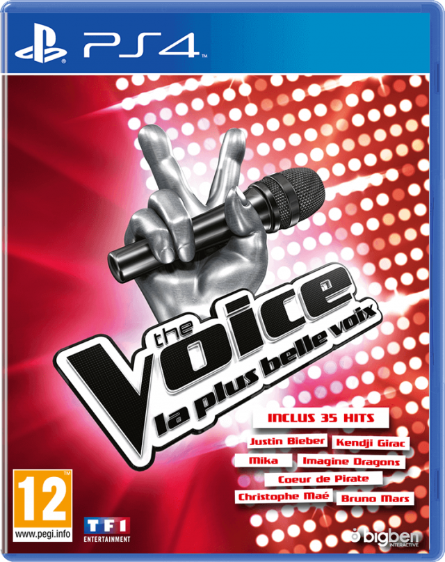 The Voice : La plus belle voix - Packshot