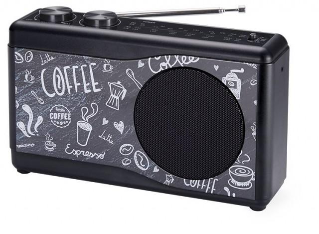 Radio portable (morning) - Packshot