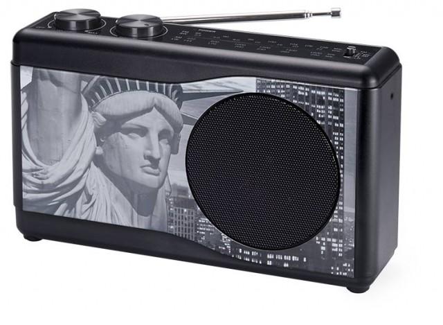 Radio portable (liberty) - Packshot