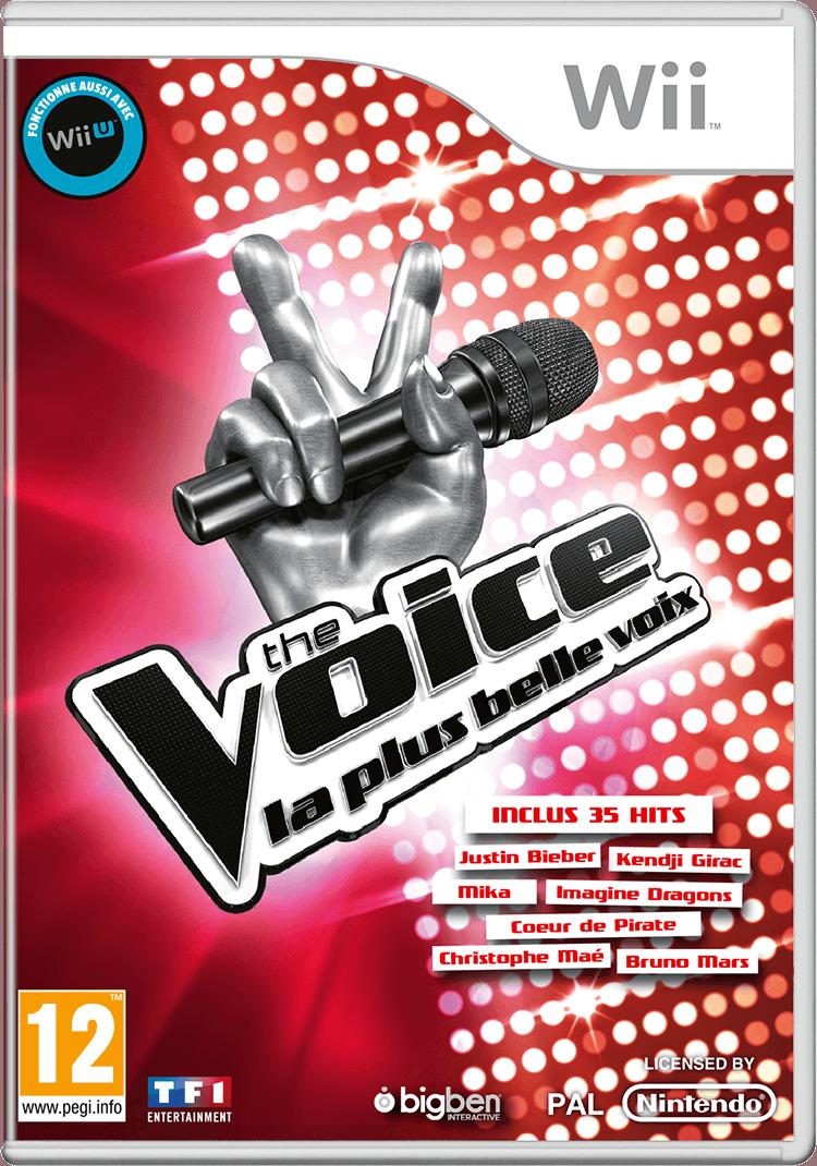 The Voice : La plus belle voix - Packshot