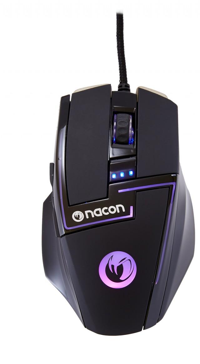 Souris de jeu laser NACON – Visuel