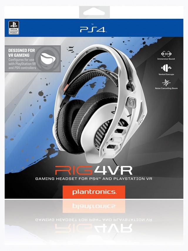 Casque PLANTRONICS officiel Sony RIG4VR – Visuel #5