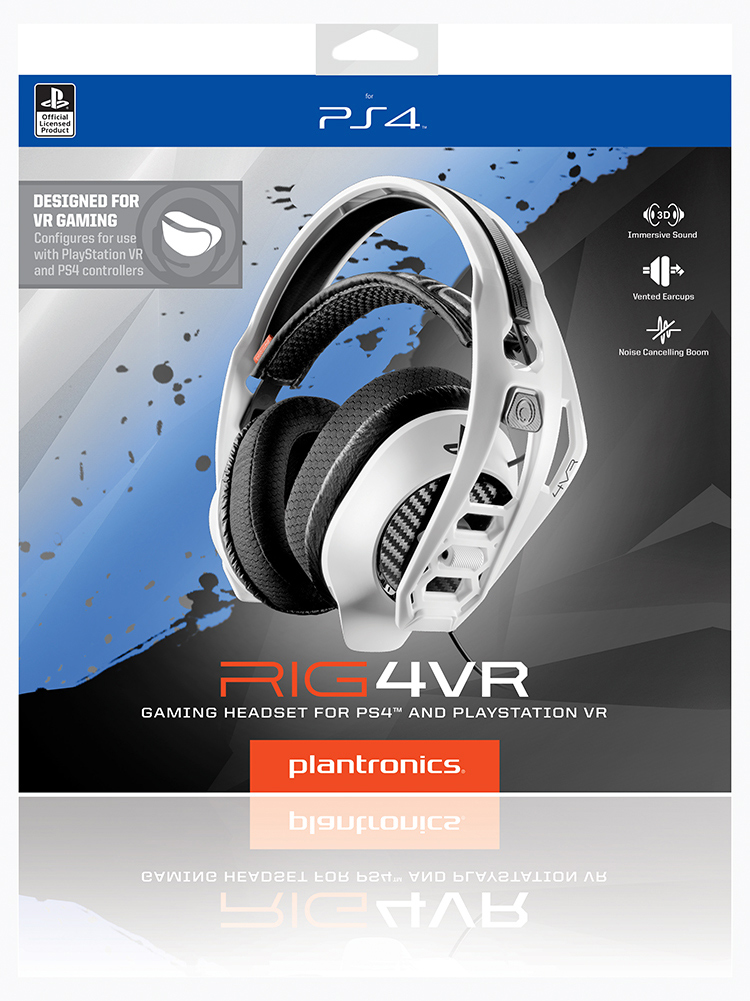 Casque PLANTRONICS officiel Sony RIG4VR - Visuel #5