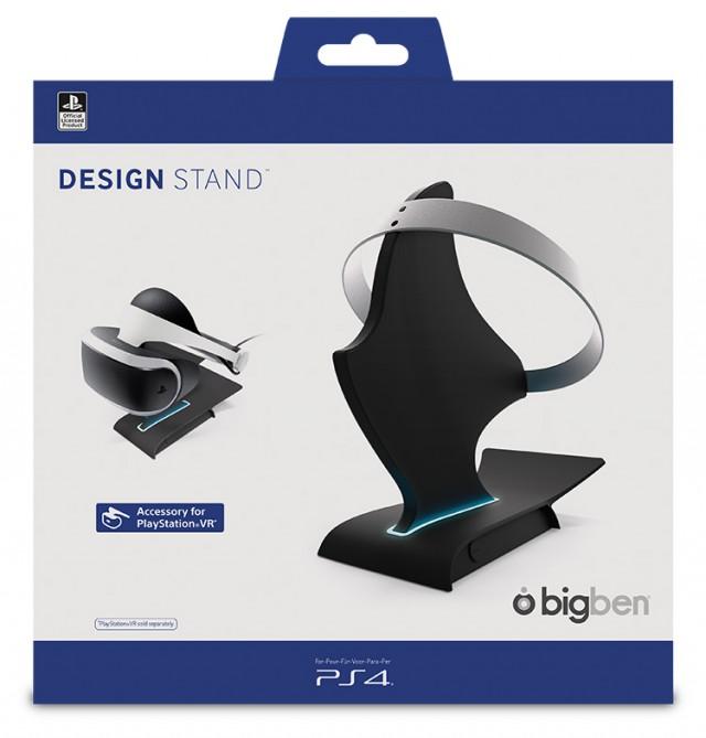 Support pour casque PlayStation® VR – Visuel #1