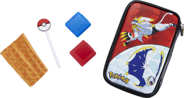 Rangement pour Nintendo 3DS™ jeux et accessoires – Packshot
