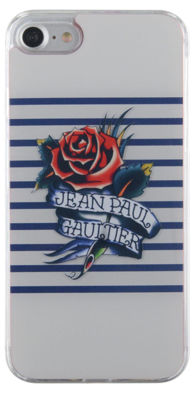 Coque Tatoo marinière Jean Paul Gaultier - Packshot