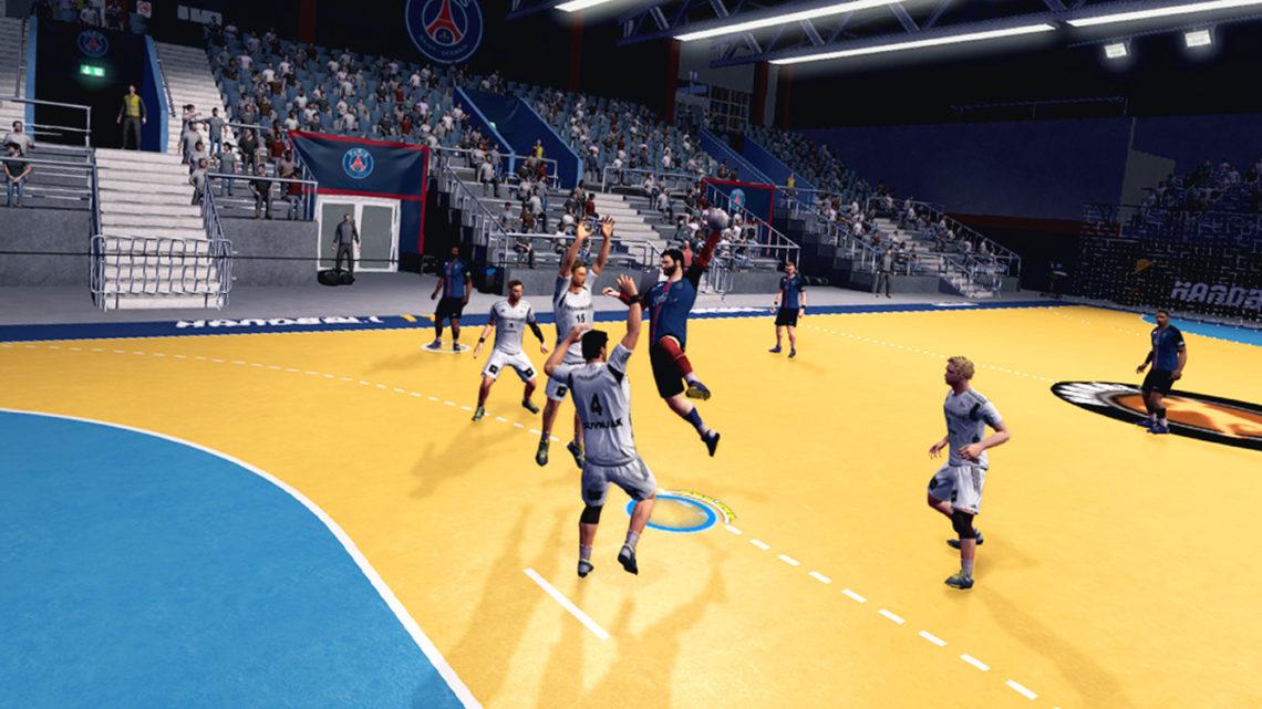 Handball 17 - Capture d'écran