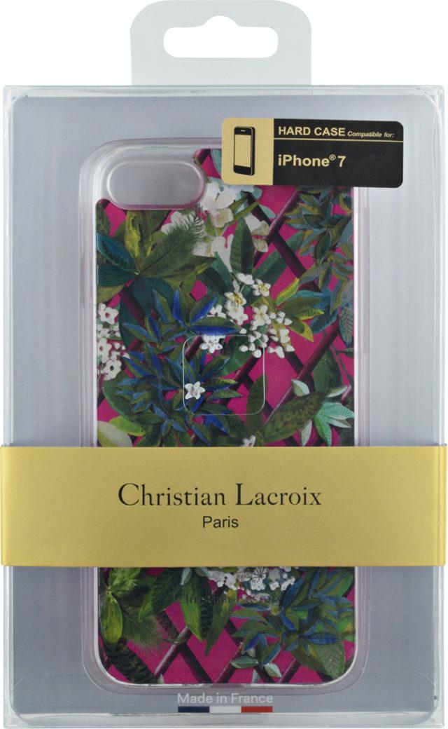 Coque Christian Lacroix «Canopy» – Visuel