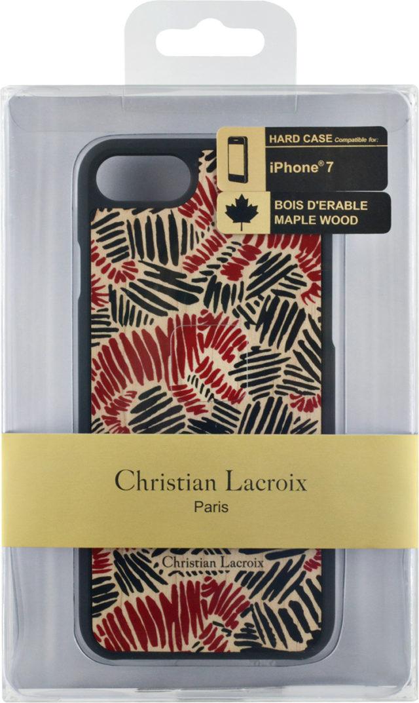 Coque en bois Christian Lacroix (Fauve) – Visuel