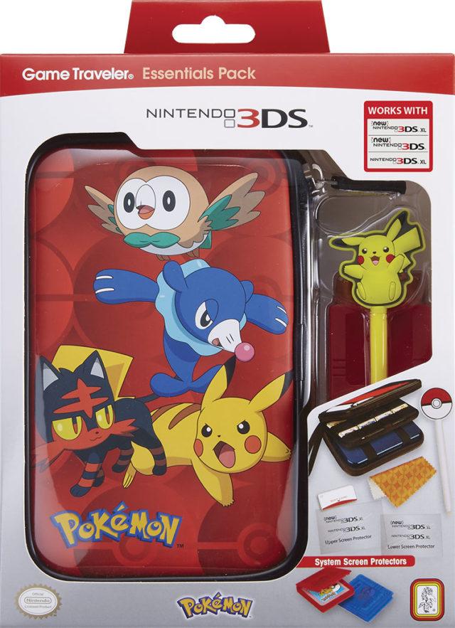 Rangement pour Nintendo 3DS™ jeux et accessoires – Visuel#2tutu#4tutu
