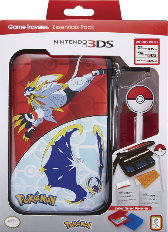 Rangement pour Nintendo 3DS™ jeux et accessoires – Visuel#2tutu#4tutu#6tutu