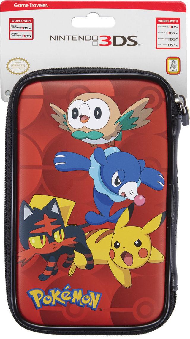 Pochette de transport officielle pokémon pour consoles – Visuel#2tutu#3
