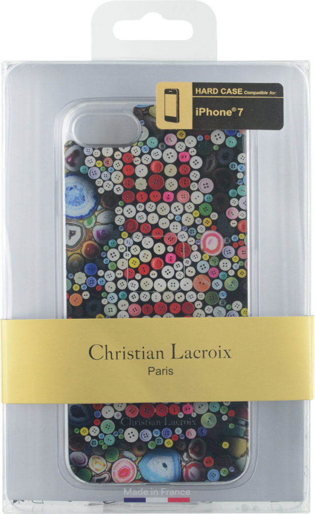 Coque Christian Lacroix Love (multicolore) – Visuel