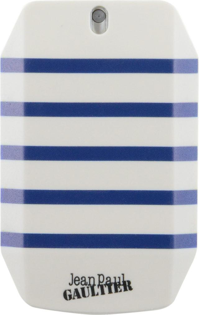 Spray nettoyant 15ml Jean-Paul Gaultier (bleu et blanc) - Packshot