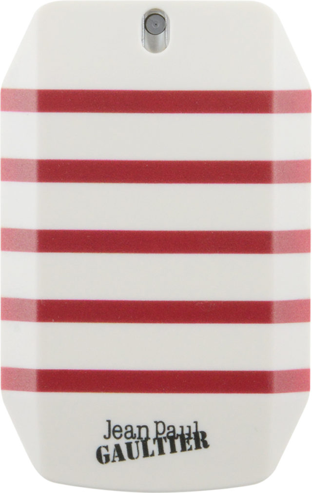 Spray nettoyant 15ml Jean-Paul Gaultier (rouge et blanc) - Packshot