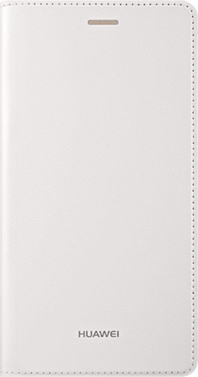Étui folio (blanc) - Packshot