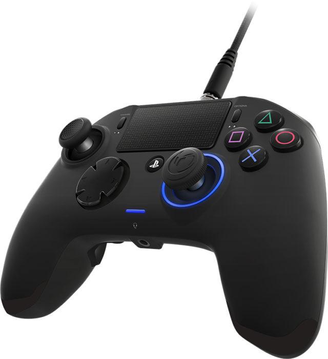 Manette Revolution Pro Controller sous licence officielle PlayStation® 4 – Visuel#2tutu#4tutu#6tutu