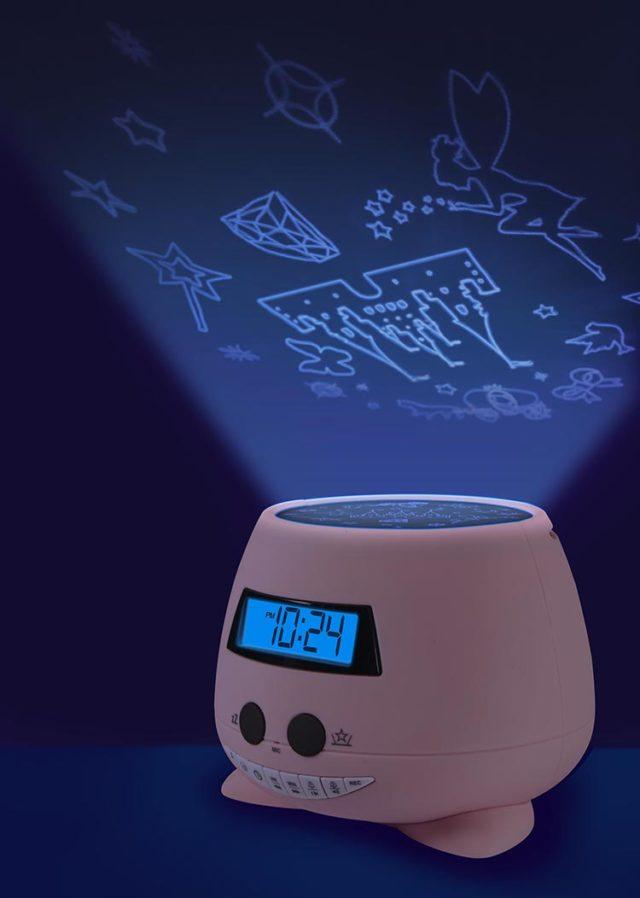 Réveil avec projecteur (my Stella) – Visuel#2tutu#3