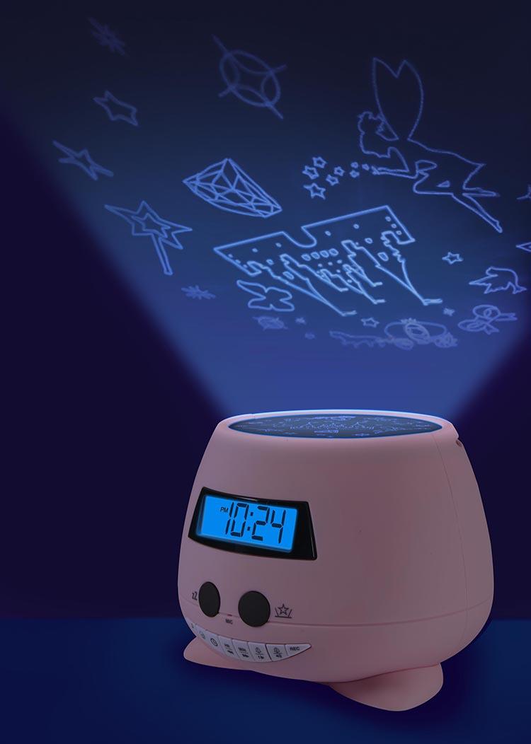 Réveil avec projecteur (my Stella) - Visuel#2tutu#3