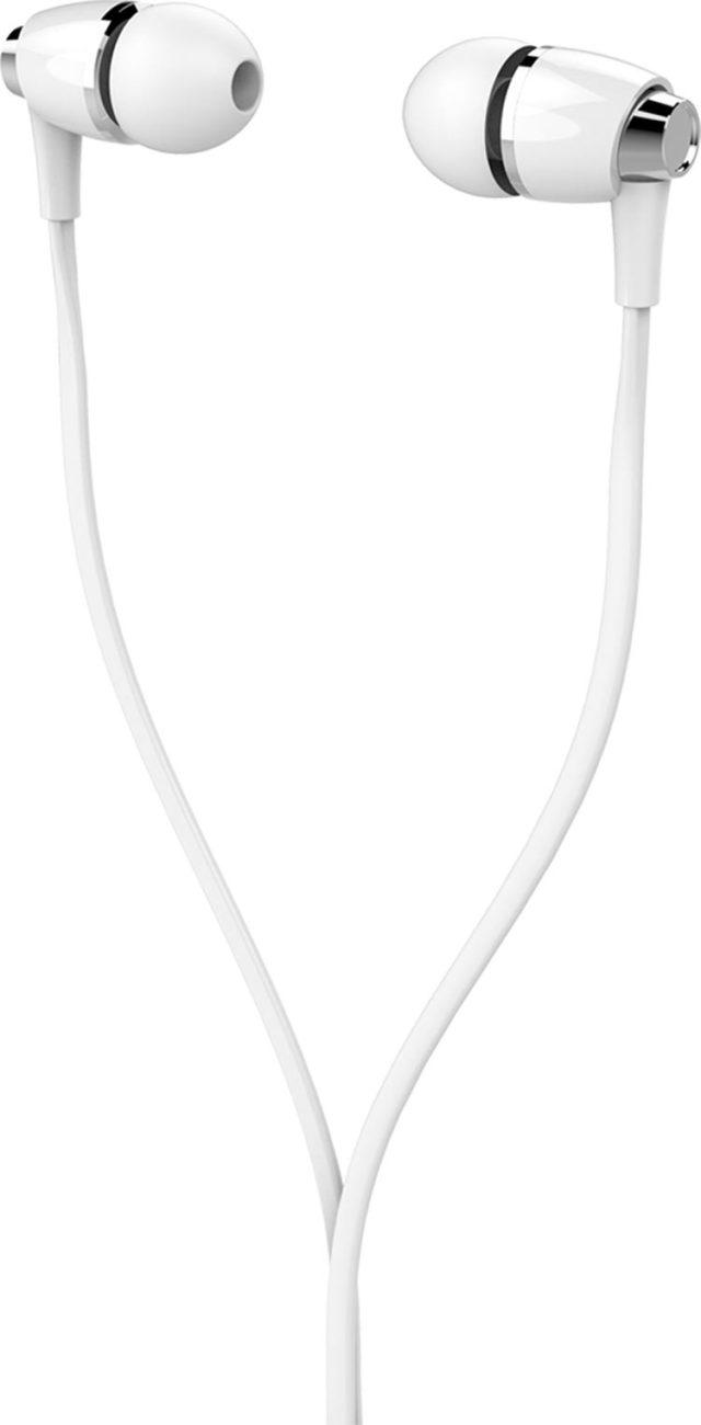 Kit piétion connectique Lightning (blanc) - Packshot