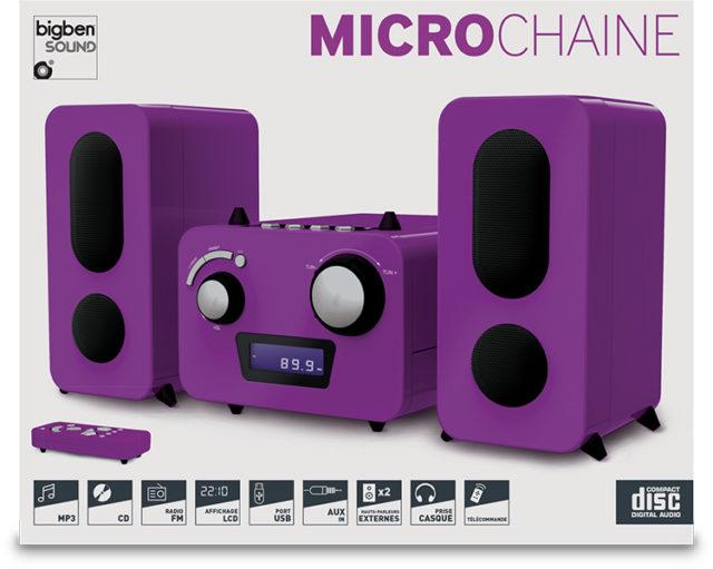 Micro chaîne lecteur CD MP3 – Visuel#2tutu#4tutu#5