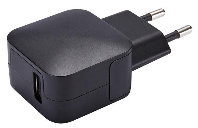 Adaptateur secteur pour recharger la Nintendo Switch™ – Visuel