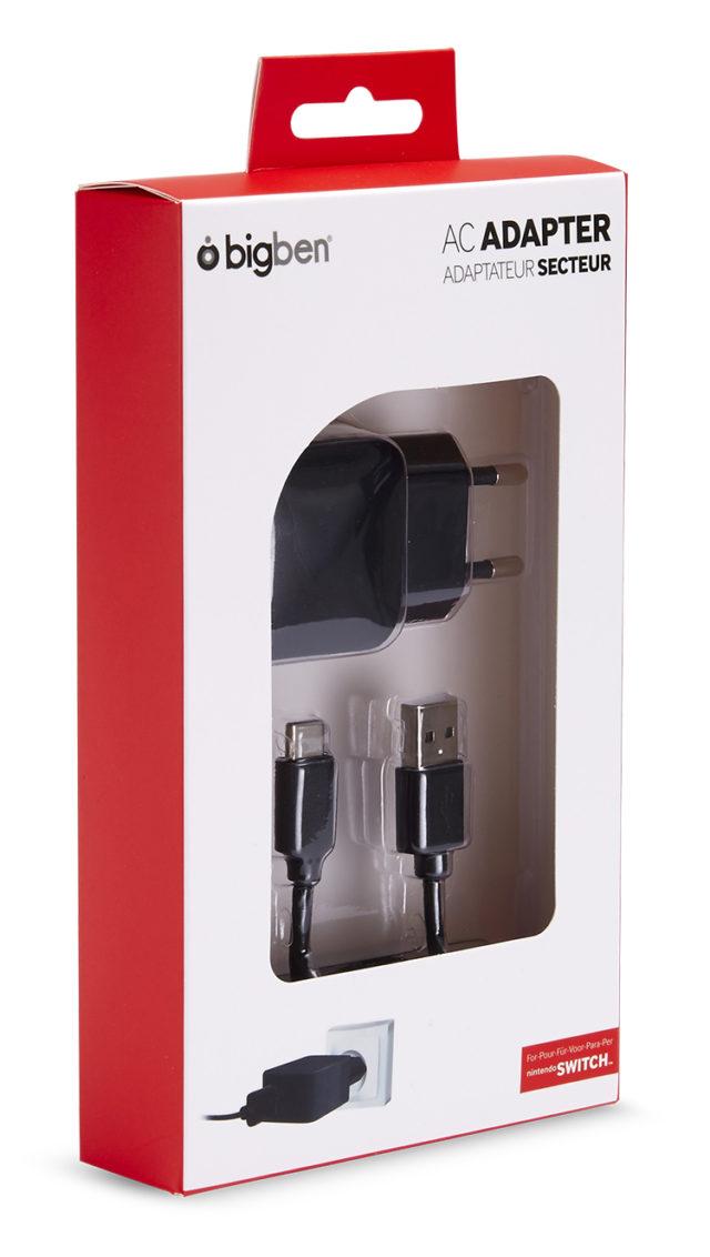Adaptateur secteur pour recharger la Nintendo Switch™ – Visuel#2tutu#4tutu#5