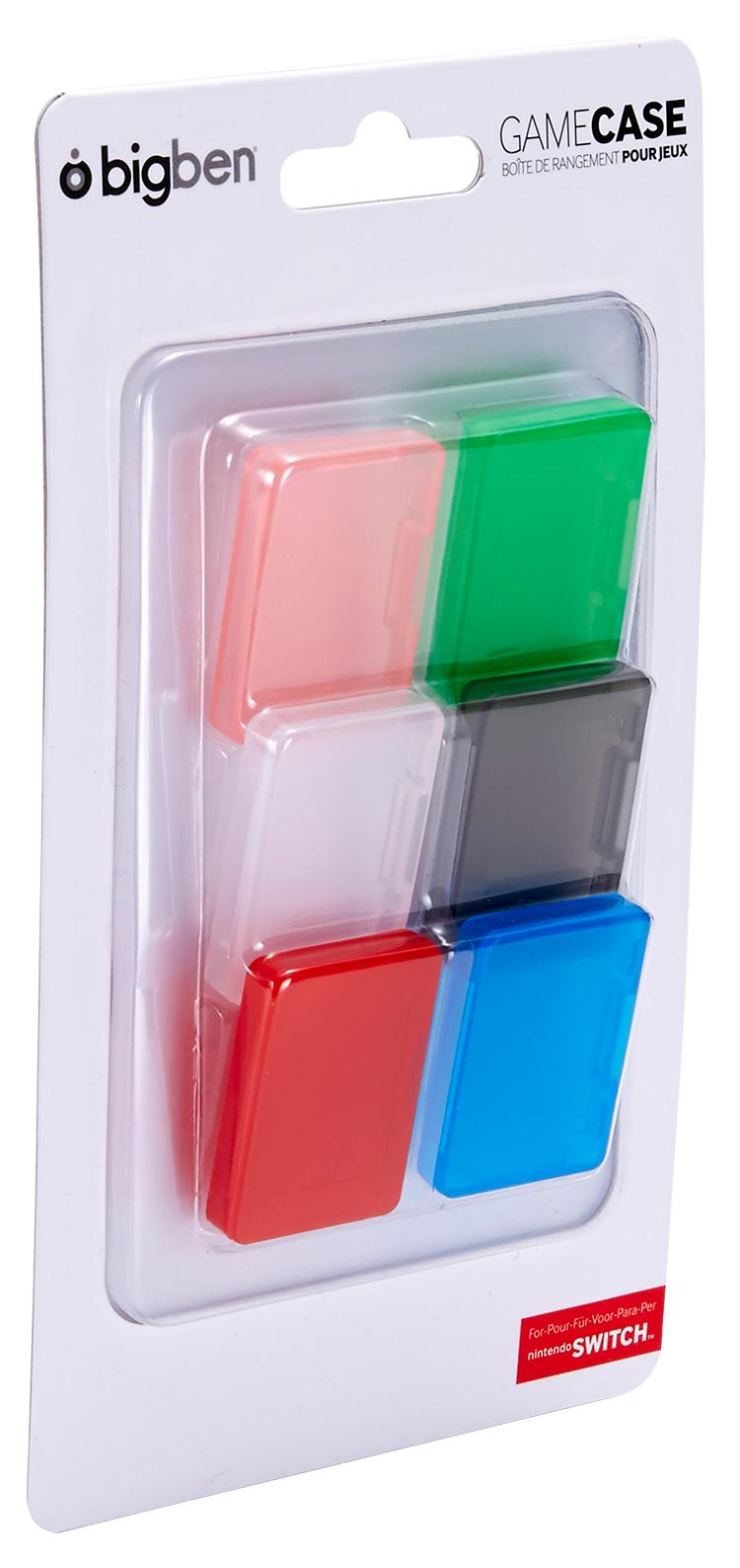 Ensemble de 6 boîtes pour jeux Nintendo Switch™ - Visuel#1