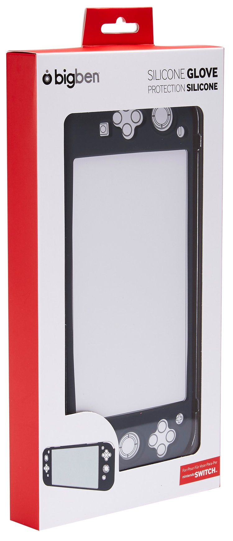 Housse en silicon Nintendo Switch™ - Visuel#2tutu
