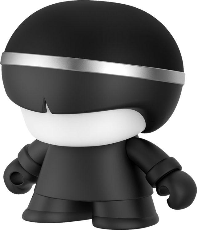 Mini enceinte ultra compacte Xboy Xoopar (noir) - Packshot