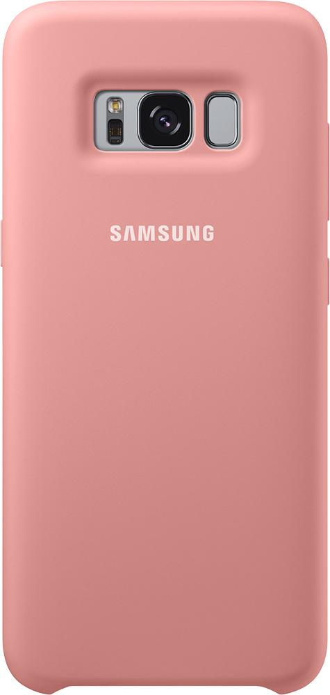 Coque semi-rigide Samsung (rose) - Packshot