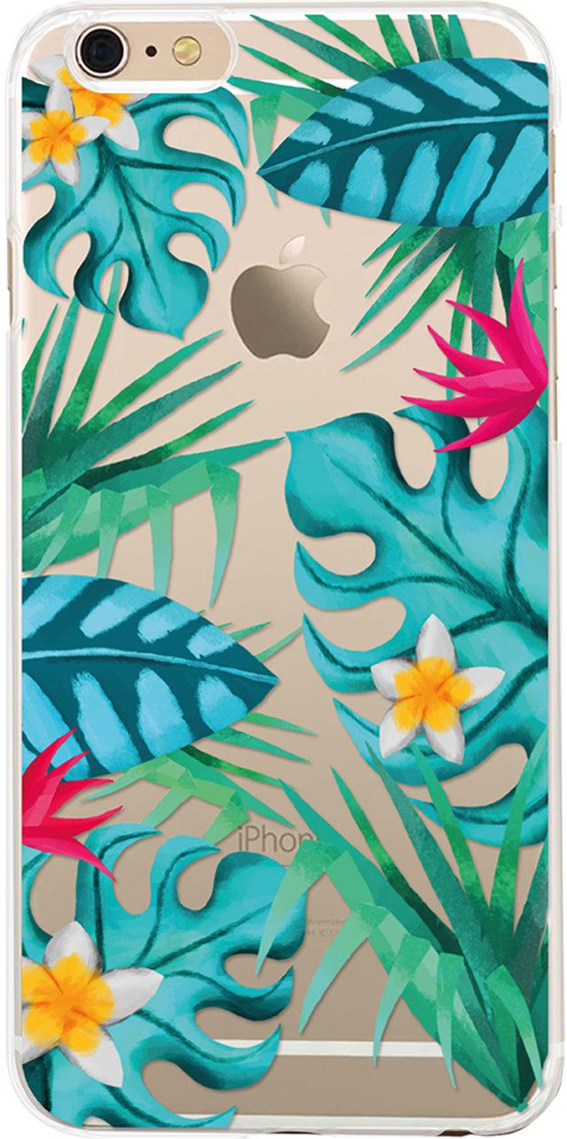 Coque semi-rigide (multicolore Bora Bora) - Packshot