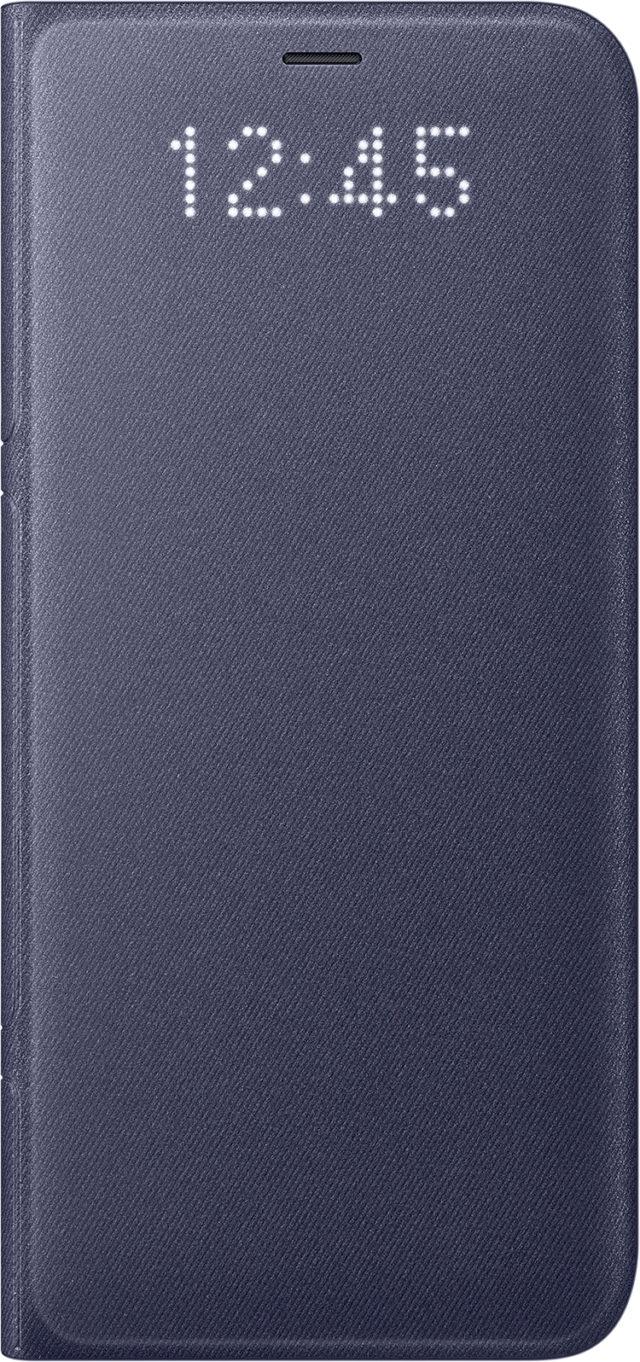 Étui folio LED View cover Samsung (violet) - Packshot