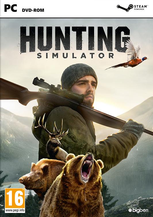 Hunting Simulator - Packshot