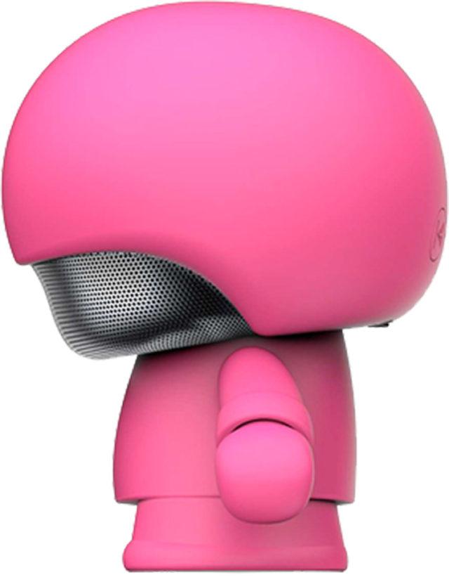 Enceinte Bluetooth® Xboy Xoopar (rose) – Visuel
