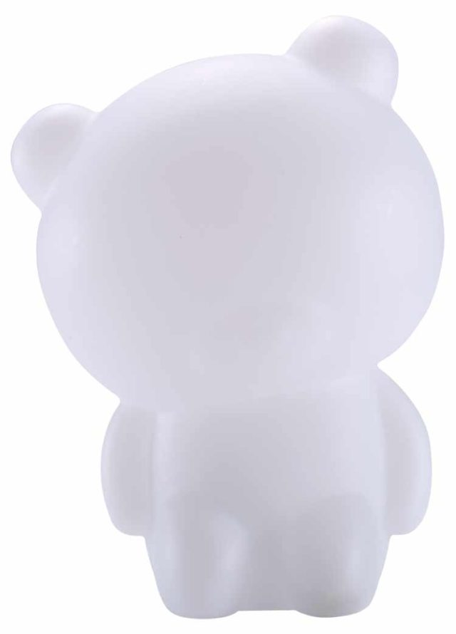 Enceinte sans fil lumineuse Lumin'us (ours) – Packshot
