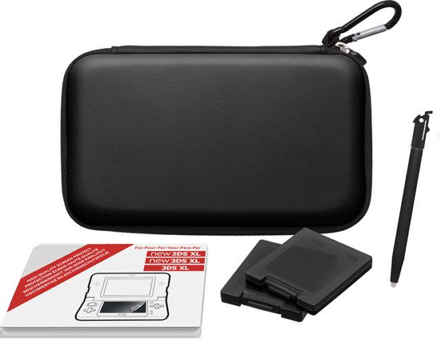 Pack «pure» pour console Nintendo New 2DS™ XL/ Nintendo New 3DS™ XL - Packshot