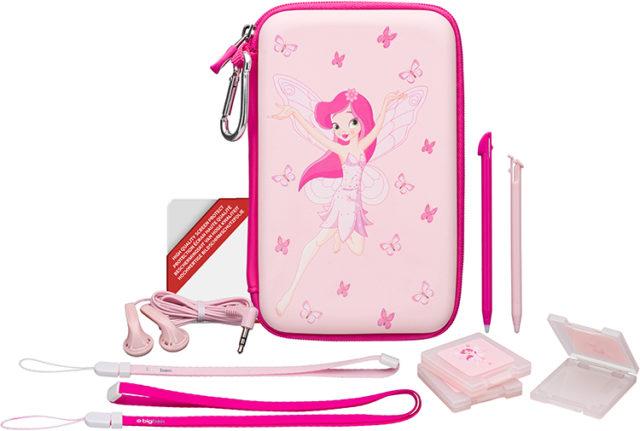 Pack «essential» pour console Nintendo New 2DS™ XL/ Nintendo New 3DS™ XL (édition limitée «fairy») - Packshot