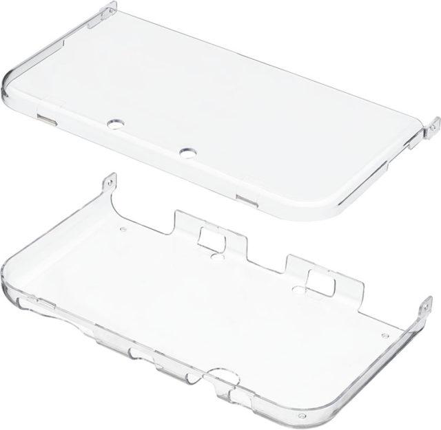 Coque de protection en polycarbonate pour Nintendo New 2DS™ XL – Visuel
